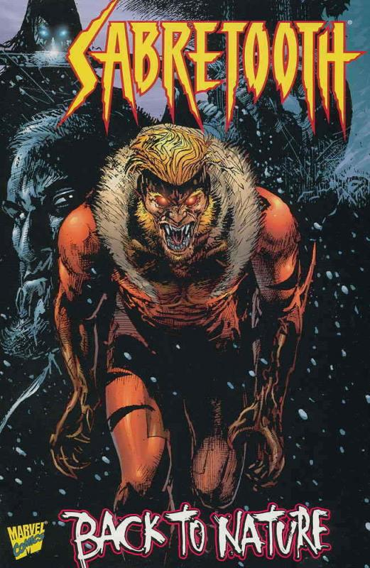 Sabretooth (Vol. 2) #1 VF/NM; Marvel | save on shipping - details inside