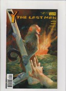 Y The Last Man #35 NM- 9.2 Vertigo/DC Comics Brian K. Vaughan 2005