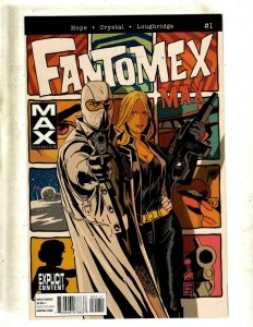 Fantomex Max Complete Marvel Comics LTD Series # 1 2 3 4 X-Force X-Men X-23 RP4