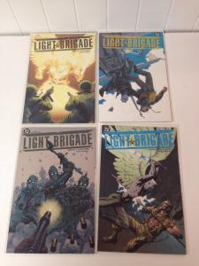 Light Brigade 1-4 Complete Near Mint Set Lot Tomasi