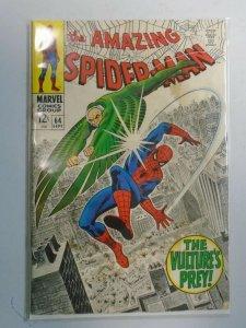 Amazing Spider-Man #64 2.0 GD water damage (1968 1st Series)