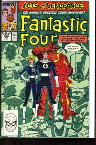 Fantastic Four #334 (1989)