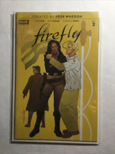 Firefly 2 3 Near Mint Nm Boom Studios