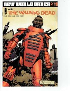 Image Comics Walking Dead #177 NM  1st Appearance Sebastian Milton Mercer