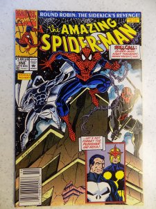 AMAZING SPIDER-MAN # 356 MARVEL ACTION ADVENTURE
