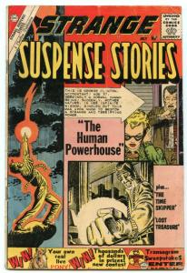 Strange Suspense Stories 48 Jul 1960 GD-VG (3.0)