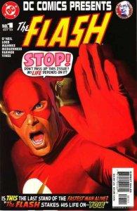 DC Comics Presents: Flash #1, NM- (Stock photo)
