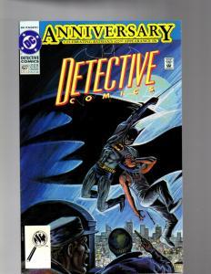 DETECTIVE 627 VERY FINE 600TH BATMAN ISSUE; 2.95