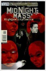 MIDNIGHT MASS #4, NM+, Jimmy Palmiotti, Vertigo, Jesus, Demons, 2002