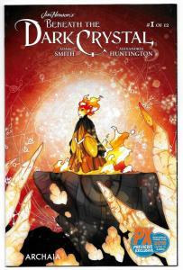 Beneath The Dark Crystal #1 SDCC Variant Ltd to 3000 Copies (2018) NM