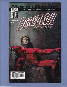 Daredevil #50 FN Marvel Knights