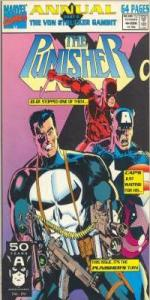 Punisher (1987 series) Annual #4, NM- (Stock photo)
