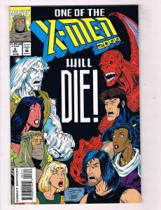 X-Men 2099 #3 VF/NM Marvel Comics Modern Age Comic Book Dec 1993 DE44