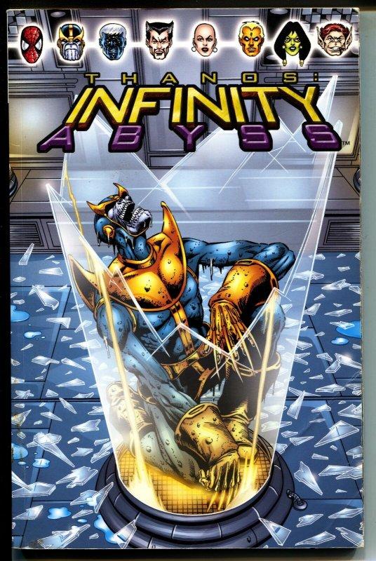 Thanos: Infinity Abyss-Vol.2- Jim Starlin