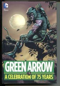 Green Arrow: A Celebration Of 75 Years-Gardner Fox-HC-VG\FN