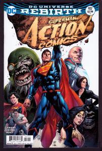 Action Comics #957 (Rebirth)   9.2 NM-