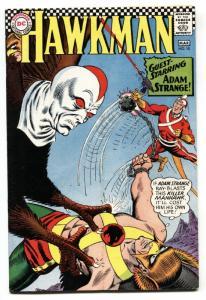Hawkman #18 Adam Strange appears DC comic book