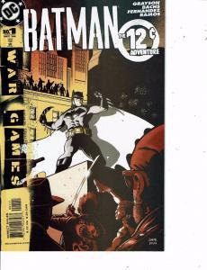 Lot Of 2 DC Comic Books Batman 12c Adventure #1 and 10c Adventure #1    LH24