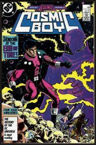 Cosmic Boy #4 (Mar 1987, DC) 7.5 VF-