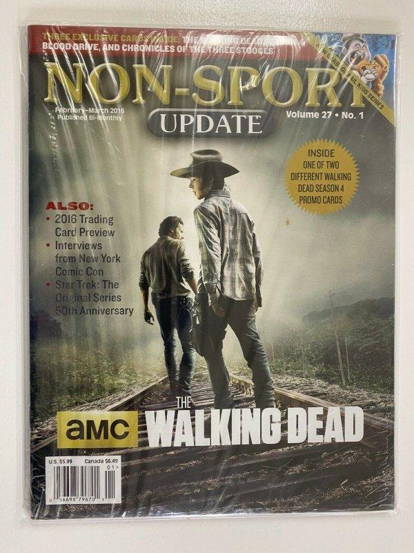 Non-Sport Update the Walking Dead (2016)