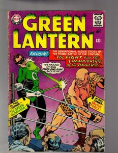 GREEN LANTERN 39 GOOD PLUS  September1965 COMICS BOOK