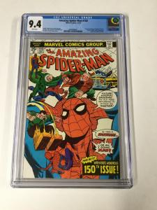 Amazing Spider-man 150 9.4 White Pages Marvel