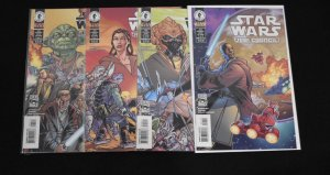 Star Wars: Jedi Council - Acts of War 1-4 (Dark Horse, 2000)