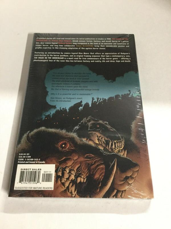 The House On The Borderland Nm Near Mint DC Vertigo Comics HC TPB