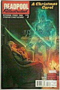 DEADPOOL KILLUSTRATED#3 VF/NM 2013 MARVEL COMICS