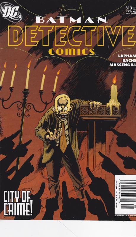 Detective Comics 813 HipComic