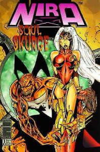 Nira X: Soul Skurge #1 VF/NM; Entity | save on shipping - details inside