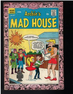 Archie's Madhouse #47 (1966)
