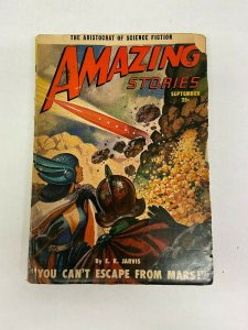 Amazing Stories Pulp September 1950
