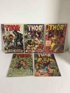 The Mighty Thor 151 152 153 514 155 156 157 158 159 160 Fn-Vf 6.0-8.0