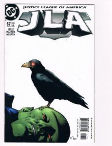 JLA # 67 DC Comic Books Hi-Res Scans Modern Age Awesome Issue Batman Superman S7