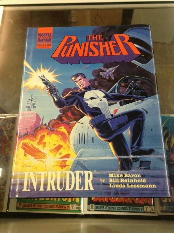 The Punisher: Intruder Hardcover