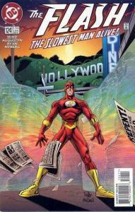 Flash (1987 series) #124, Fine+ (Stock photo)