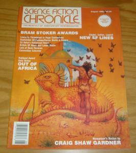Science Fiction Chronicle #119 FN; Algol | save on shipping - details inside