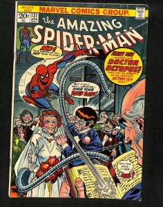 Amazing Spider-Man #131 Doctor Octopus!