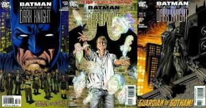 BATMAN LEGENDS OF THE DARK KNIGHT 204-206 MadmenOfGotha