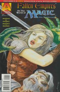 Fallen Empires on the World of Magic: The Gathering #1 VF; Armada | save on ship