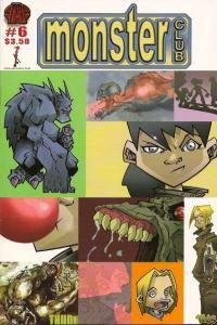 Monster Club (2002 series) #6, VF- (Stock photo)