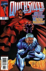 Marvel QUICKSILVER #13 VF/NM