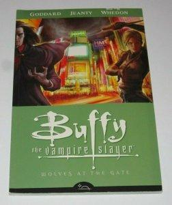 Buffy The vampire Slayer Wolves at the Gate TPB Graphic Novel VF+ 2008 1st Print