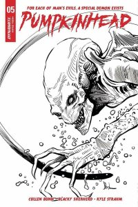 PUMPKINHEAD #5, VF/NM, Kyle Strahm, Variant, 2018, more Horror in store