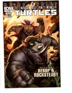 Lot Of 3 Comic Books TMNT # 7 Predator 4 Bob's Burgers FCBD MK8