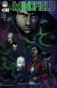 Mindfield #6A VF/NM; Aspen | save on shipping - details inside