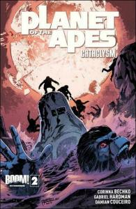 Planet of the Apes: Cataclysm #2B VF/NM; Boom!   save on shipping - details insi