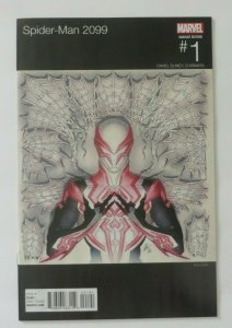 Spider-Man 2099 #1 High Grade NM+ 9.6-9.8 Afu Chan Hip Hop Variant Cover 2015