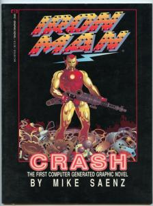 Iron Man - Crash GN 1984 VF (8.0)